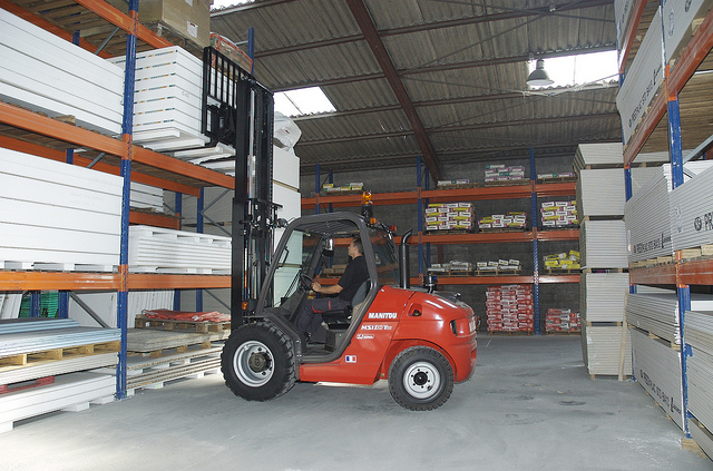The Forklift Truck: A Buyer's Guide