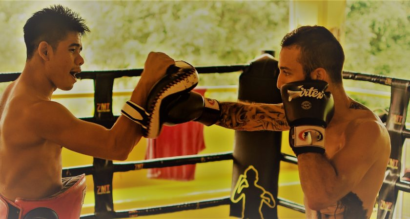 Improving Your Health With Muay Thai Course