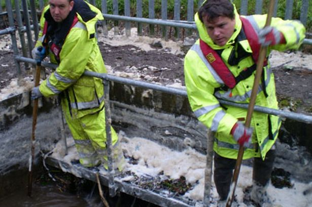 Magor Pill And Caldicot Gets A Clean-Up For World Environment Day