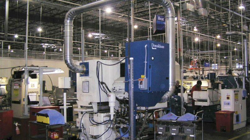 Adverse Health Effects Of Oil Mist In Any Machine Tool Industries
