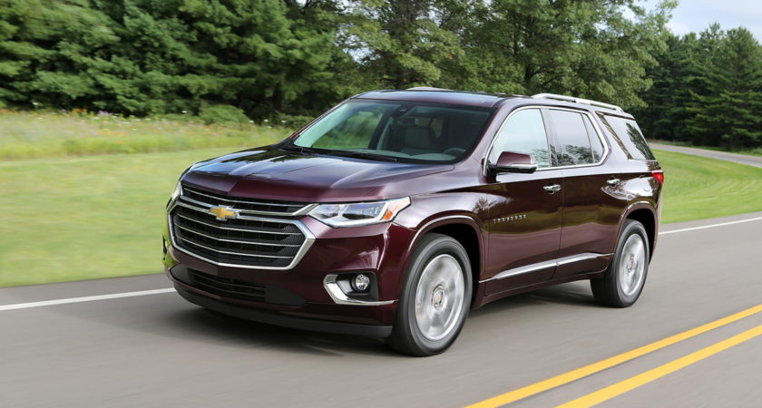 Driving Experience With 2018 Chevrolet Traverse
