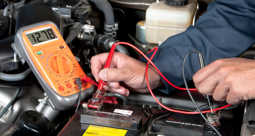 5 Common Signs Of Car Electrical Failure