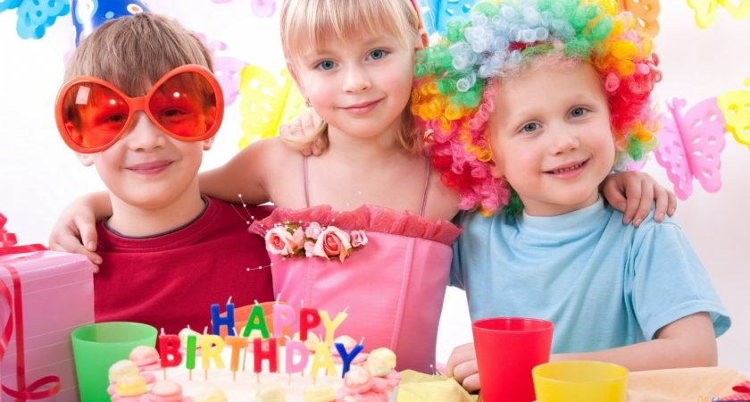 Reasons For Organizing Children Parties