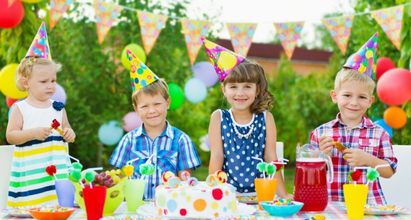 The Steps You Need To Take To Host Amazing Kids Parties