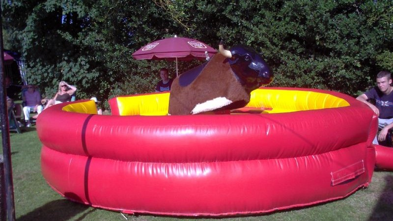 Hire Safe And Reliable Quality Rodeo Bull With Rodeo Bull Hire London