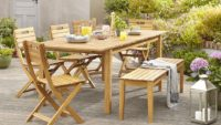 Why People Prefer To Choose Teak Furniture For Outdoors?
