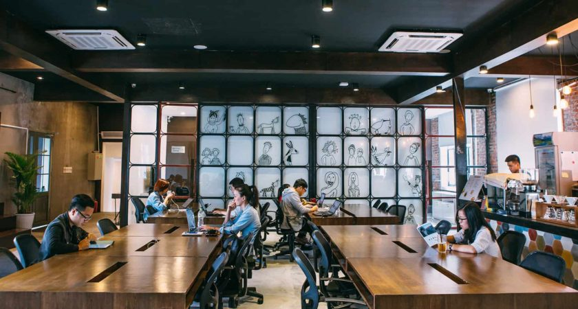 Coworking Spaces For Reducing The Office Expenditure