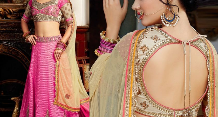 Best Place To Buy Wedding Designer Lehengas In Delhi