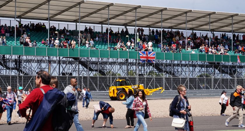 Silverstone To Celebrate 70th Anniversary In October 2018