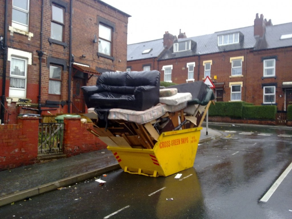 Avoiding The Problem Of Overloading Your Skip